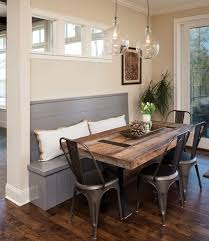 dining nook furniture. Unique Nook The Tolix Tabouret Chairs Bring A Unique And Timeless Charm To This Breakfast  Nook Via Great Neighborhood Homes Intended Dining Nook Furniture