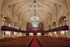 Brown Memorial Baptist Church Brooklyn NY Li Saltzman