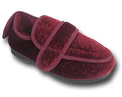 <b>Womens</b> Diabetic Orthopaedic Memory Foam Comfort <b>Slippers</b>