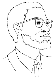 Small Picture Malcolm X Kids Stuff coloring page