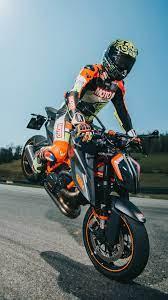 KTM Bilke Stunt Stoppie 4K Ultra HD ...