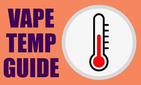 Vape Temp Chart Vaporizer Temp Guide Davinci