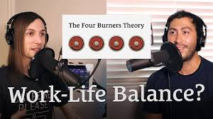 the four burners theory the downside of work life balance 056 the four burners theory the downside of work life balance lambo goal