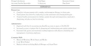 Objectives For A Medical Assistant Resume Objective For Medical ...
