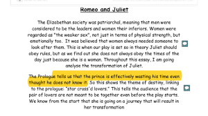 Conclusion For Romeo And Juliet Essay Romeo And Juliet Essay Conclusion About Fate Mistyhamel