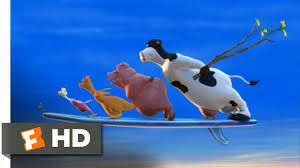 <b>Barnyard</b> (1/10) Movie CLIP - <b>Farm</b> Surfing (2006) HD - YouTube