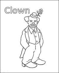 Pipo De Clown Kleurplaat