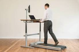 standing office table. the rebel desk crankup 1000 costs 599 and comes with a white teak or glass top i also tested treadmill which 649 standing office table