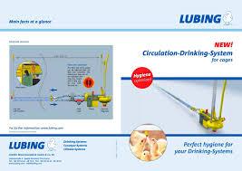 Drinking System Circulation Drinking System Lubing Maschinenfabrik Gmbh Co Kg