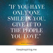 40 Quotes About Smiling To Boost Your Mood Custom Smile Quotes