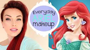 everyday ariel makeup