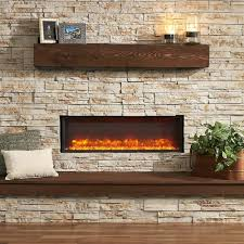 full image for built in electric fireplace uk tv stand with linear