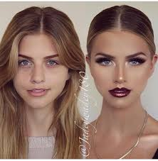 day to night makeup transformations