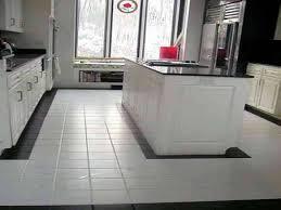White Kitchen Floor Black And White Tile Floor Kitchen Black And White Tile Floor