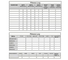 32 Judicious Exercise Charts Pdf