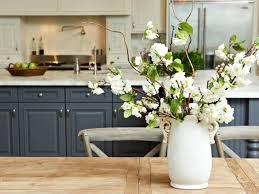 Kitchen Dining Table 10 Ways To Declutter The Dining Or Kitchen Table Hgtv