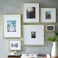 best picture frames for gallery wall interior design picture frame wall best gallery frames ideas on