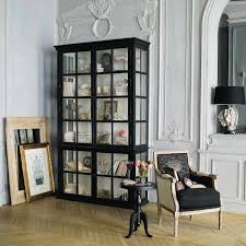 glass enclosed bookcase bookcase with glass doors target bookcase with glass doors black bookcase