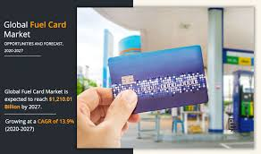 Fuel Cards Market Size, Share | Industry Trends and Analysis by 2027