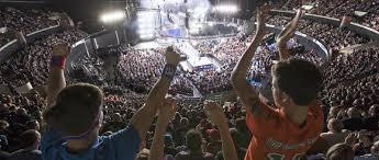 Salina Bicentennial Center Seating Chart Complete Richmond Coliseum Seating Chart Wwe Raw 2019