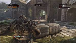 Video Gears Gears Of War 3 Gameplay Beast Mode E3 2010 Youtube