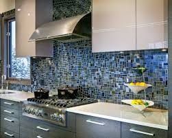 ... Fine Decoration Kitchen Mosaic Tiles Outstanding Best Blue Mosaic Tile  Backsplash Design Ideas Remodel Pictures ...