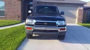 1997 Toyota 4runner SR5 - Review - YouTube