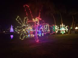 Venetian Gardens Leesburg Christmas Lights Venetian Gardens Holiday Light Show Is Synchronized