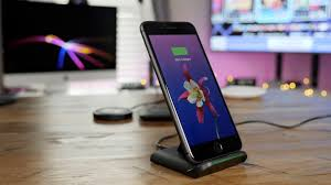 iphone x wireless charger. otium wireless charging stand dock iphone x charger