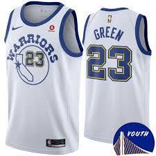 Golden Warriors State Jersey Youth