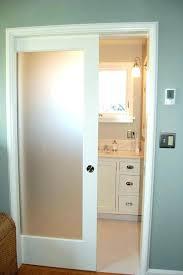 frosted glass bathroom door frosted bathroom door