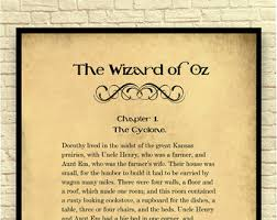 the wizard of oz art print wizard of oz wall art book page book page art print storybook page fairy tale art print vintage book page  on wizard of oz wall art with wizard of oz art etsy