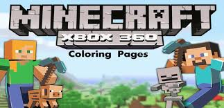 Minecraft coloring pages are printable coloring pictures with shorts from a computer game popular around the world. Minecraft Coloring Pages