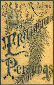 tradiciones peruanas primera serie