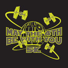 Race event | May the 4th be with you 5k ...