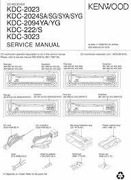 manuals technical archives page 8619 of 14362 pligg kenwood kdc 2023 kdc 2024 kdc 2094ya kdc 3023