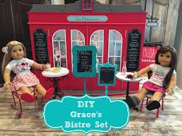 how to make grace s bistro set
