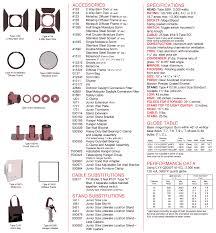 junior size mole junior 2k fresnel light 2 000w type 5291 barndoor lighting