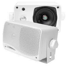 pyle plmr24 3 5 200 w 3 way weather proof outdoor speaker