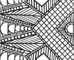 Small Picture Printable Mosaic Coloring Pages For Free All About Free Coloring