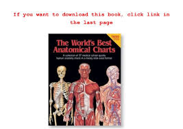 The World S Best Anatomical Charts A Collection Of 35