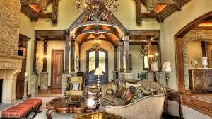 Tuscan Inspired Living Room New Design Ideas