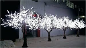 artificial outdoor trees with lights outdoor es with lights meter party festival decoration led artificial artificial outdoor trees with lights