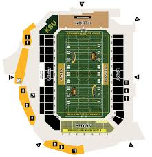 Kennesaw State Football Seating Chart Fifth Third Bank Stadium At Kennesaw State Kennesaw