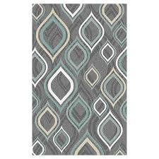 turquoise and gray area rug brockhurststud also rugs plush for living room all modern s