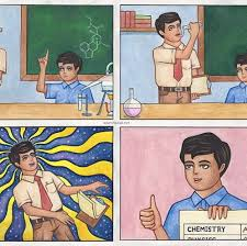 how to pass chemistry