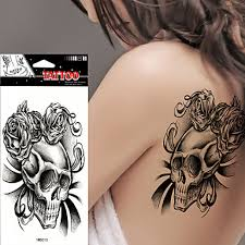 499 Tetovací Nálepky Ostatní Non Toxic Waterproof Dámské Pánské Dospělý Dospívající Flash Tattoo Dočasné Tetování