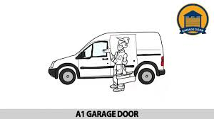 garage door repair federal wayGarage Door Repair Federal Way  A1 Garage Door  YouTube