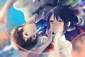 Your lie in april wallpaper, anime, sunset, piano, clouds, anime boys. Your Name Wallpaper For Couple Download 1920x1296 Kimi No Na Wa Taki Tachibana Mitsuha Showing All Images Tagged Kimi No Na Wa Alberta Pringle