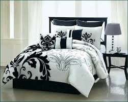 california king white bedding sets duvet cover cal bed comforter set with blacks fl pattern black